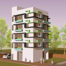apartment building design. Perfect Design Apartment Building Design  3002 And HOMEPLANSINDIA