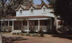 The Waltons   LocationsThe house as it appeared on Mayberry R F D  in