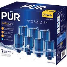 costco water filter. PUR MineralClear 7-piece Replacement Water Filter With MAXION Technology Costco