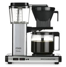 #1  Best High End Coffee Maker: Moccamaster KBG 741 10-Cup Coffee Brewer
