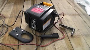master lock at volt dc portable winch