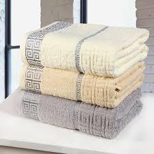 Bath Towels In Bulk Amazing 3232cm 32%cotton Luxury Geometric Bath Towel Bulk Beach Towel Spa