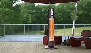 electric patio heater. Helios Warmwatcher Electric Heater Patio