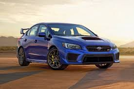 2018 subaru sedan.  2018 2018 subaru wrx sti limited sedan exterior for subaru sedan
