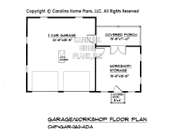 car workshop plans. gar-262 garage/workshop plan car workshop plans
