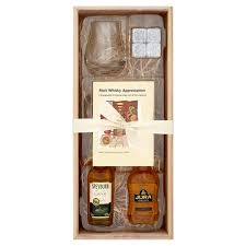 malt whisky appreciation gift set