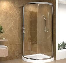 corner sliding glass shower doors