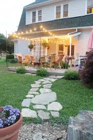 diy garden string lights. diy patio string lights diy garden