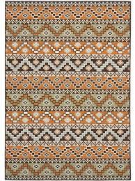 safavieh veranda terracotta indoor outdoor rug