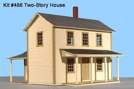 Small Picture O Scale Structure Kits