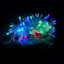 outdoor fairy lighting. 10M/20M 100/200 LED Garden Fairy Lights \u2013 9 Color Choices 110v Or 220v Outdoor Lighting N