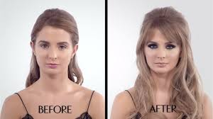the bardot make up tutorial featuring millie mackintosh 60s cat eye charlotte tilbury you