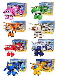 2019 8 kinds style big size super wings deformation airplane robot action figures toys model kids baby gift from pikachu2018 100 51 dhgate