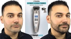 Vs Beard Designer Review Beard Trimming Conair I Stubble Vs Philips Norelco Series 5100