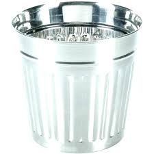 tabletop trash can garbage mini stainless steel main picture countertop with lid