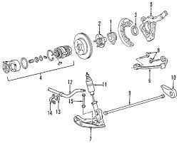 parts com� ford explorer sport trac suspension components oem parts ford ranger shift solenoid b location at 2002 Ford Explorer Transmission Diagram