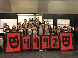 Olympic Heights Drama Troupe Wins Big at Districts – The Torch