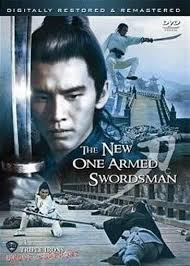 New One Armed Swordsman - Hong Kong Kung Fu Martial Arts Action movie DVD  dubbed for sale online