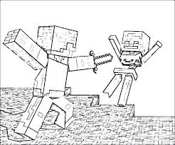 Creeper Coloring Page Free Printable Pages Minecraft Mutant Co