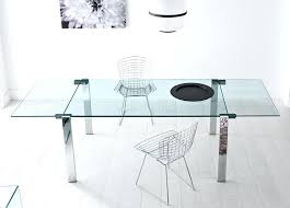 ikea glass top table dining extension dining table with chrome legs and extra clear glass top ikea glass top table dining