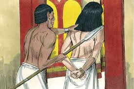 Image result for bible joseph in prison pictures