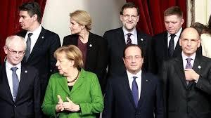 Resultado de imagen de Rajoy en Europa