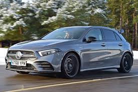R 999 999 view car wishlist. New Mercedes Amg A 35 2019 Review Auto Express