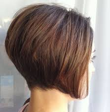 perfect stacked short hairstyles clic bob for women