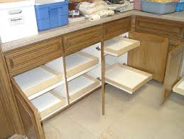 ... Click To Enlarge The Easy Access Cabinet Conversion From Shelves That  Slide, Do It Yourself ...