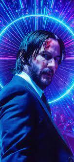 John Wick 3 Keanu Reeves 4K Wallpaper #23