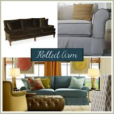 Sofa Arm Styles: A Guide to Picking the Perfect One