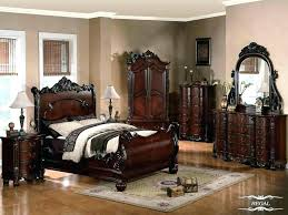 solid cherry bedroom set furniture traditional euro queen ch glamorous cherry bedroom furniture