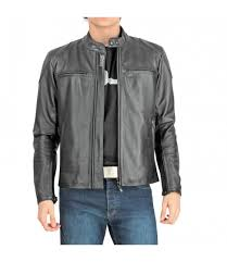leather jacket oj mirage man giubbino pelle oj mirage man 1
