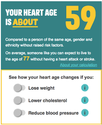 Blood Pressure Age Chart Weight What Is Your Real Biological Age And What Does This Mean