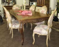 inspiring antique french provincial dining room set images