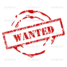Image result for free wanted clip art