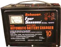 the schauer tb10012 battery charger edn schauer battery charger 4 amp at Schauer Battery Charger Wiring Diagram