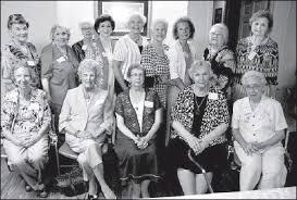 NLR Woman's Club social targets bolstering its census - PressReader