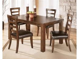 modern dining table teak classics: minimalist  amazing dining table design ideas feature solid wood material dining table with classic wooden dining table with espresso leather cushion seat and area rug in brown together laminated wooden floor