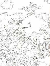Mickey Mouse Kleurplaat Nieuw Kleurplaat Derwaterwereld Vissen