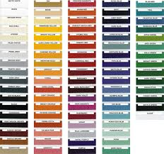 Green Car Paint Chart Ideas Eye Catching Dupli Color Color Chart For Your