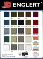 Firestone Color Chart Mazmet Metal Products