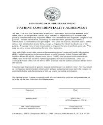 Employee Confidentiality Agreement Patient Template Medical Free – Mklaw