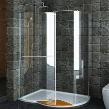impressing shower stall kits in 60 walls rectangle stalls showers the home depot