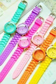 <b>Fluorescent Candy</b> Watches | <b>Neon colors</b>, <b>Fluorescent colors</b> ...