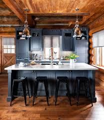Modern cabin interior design Residential Share On Ktchn Mag Modern Cabin Kitchens gallery Kitchen Magazine