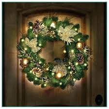 outdoor wreaths large best lighted for house wreath how to hang on mesmerizing exterior outdoor fall garland wreath lighted