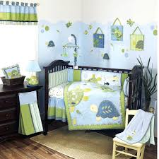 monster crib bedding cookie baby set truck