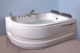 air bath tub with heater 2 person jacuzzi tub indoor handle shower included