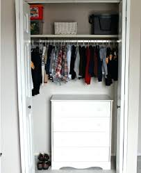 dresser inside closet awesome small ideas for bedrooms